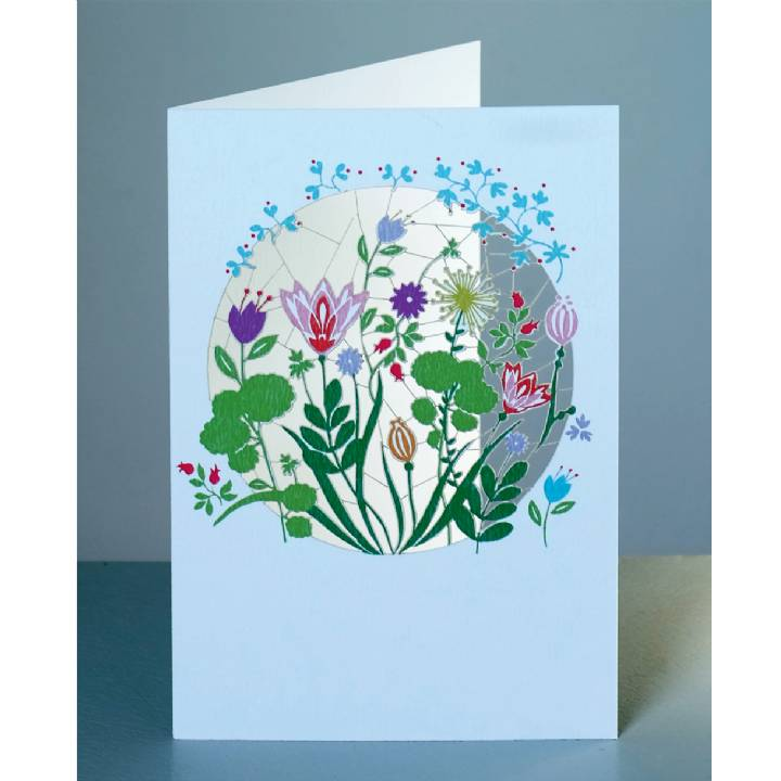 Spring flowers (pack of 6)