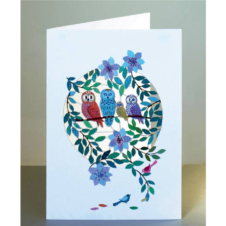 Owls (pack of 6)
