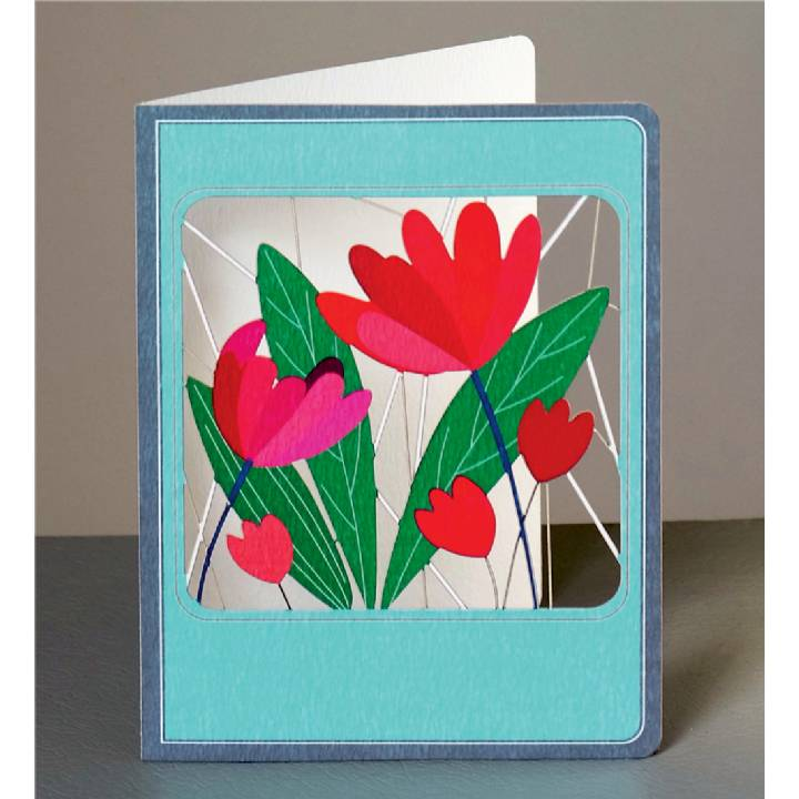 Vibrant tulips (pack of 6)