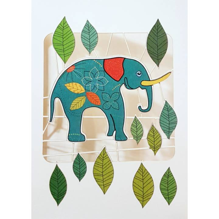 Elephant (pack of 6)