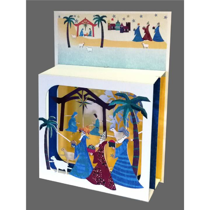 Christmas - Nativity (pack of 6)