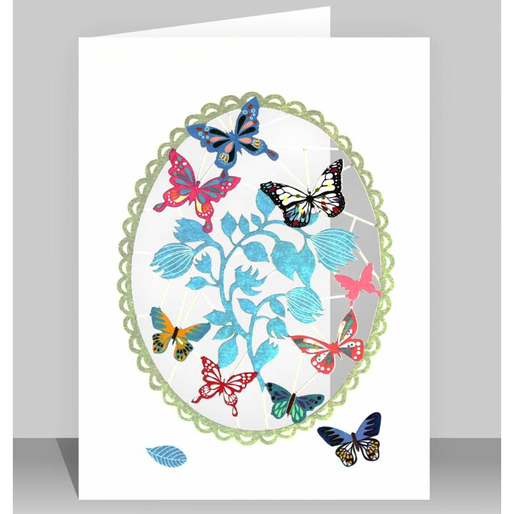 Butterflies (pack of 6)
