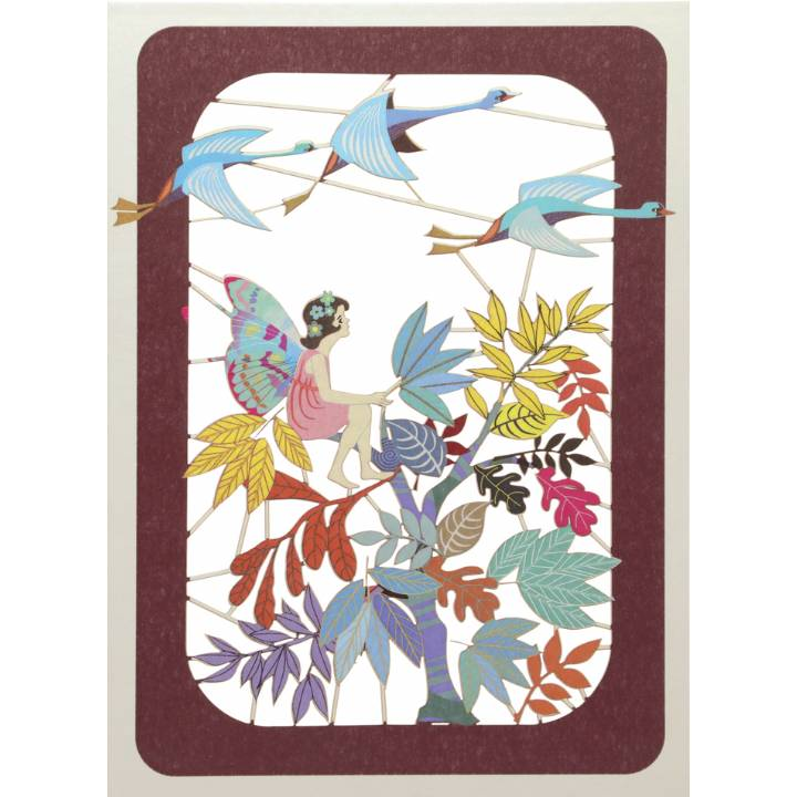 Flying Birds and Fairy (Pack of 6)